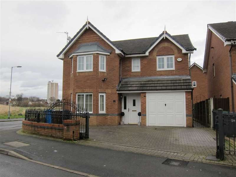 4 Bedrooms Property for sale in Hinchley Road, Manchester, M9