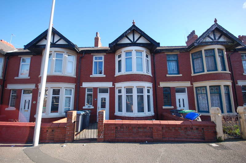 4 Bedrooms Terraced House for sale in Saville Road, Blackpool