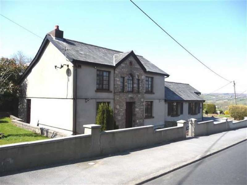 3 Bedrooms Property for sale in Gwendraeth Road, Cwmmawr, Tumble