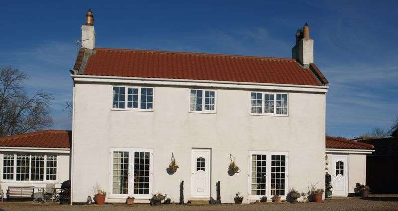 4 Bedrooms Detached House for sale in OAKLANDS FARM WITH PADDOCK AND ORCHARD APPROX 2 ACRES