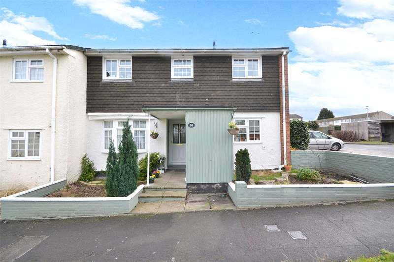 3 Bedrooms End Of Terrace House for sale in Yardley, Bracknell, Berkshire, RG12