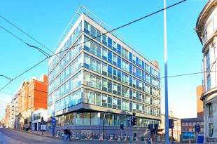 1 Bedroom Flat for sale in Broughton House, 50 West Street, Sheffield, South Yorkshire