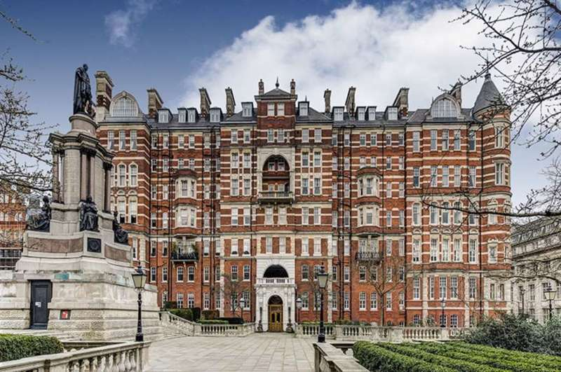 4 Bedrooms Apartment Flat for sale in Albert Court, Prince Consort Road, Knightsbridge, SW7