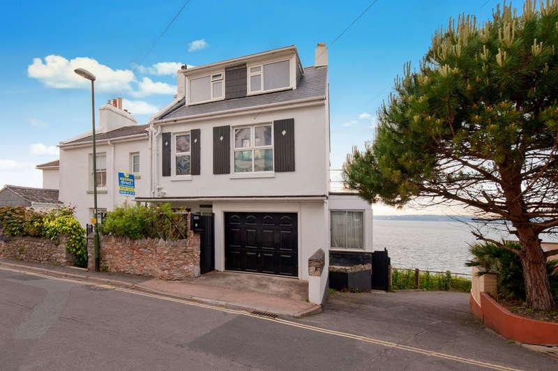 3 Bedrooms Semi Detached House for sale in Berry Head Road, Brixham, Devon, Brixham, Devon, TQ5