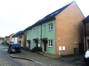 3 Bedrooms Terraced House for sale in Flexerne Crescent, Ashland, Milton Keynes, Buckinghamshire