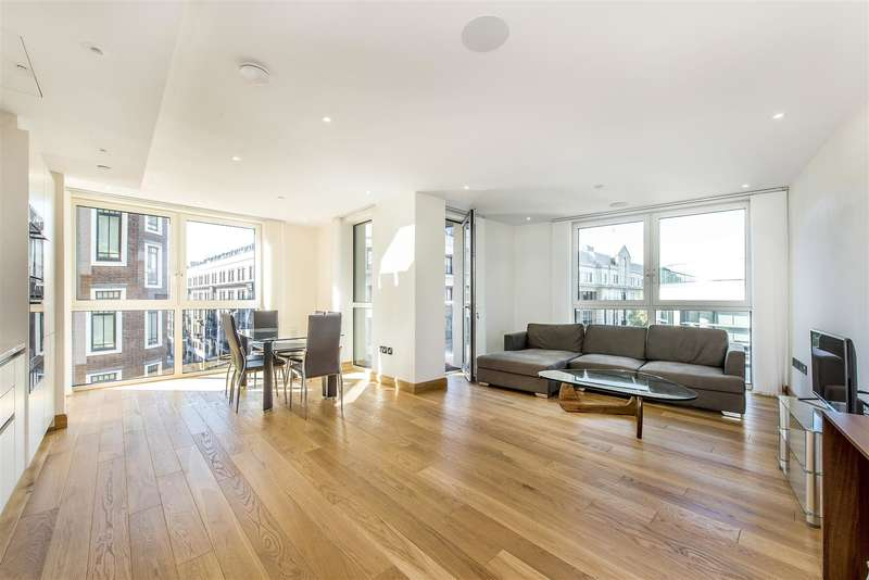 3 Bedrooms Flat for sale in The Courthouse, 70 Horseferry Road, Westminster, London SW1P