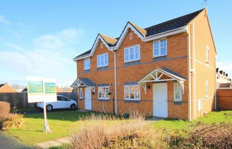 3 Bedrooms Semi Detached House for sale in All Hallows Drive, Speke, Liverpool, L24