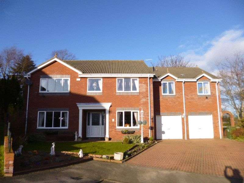 6 Bedrooms Detached House for sale in The Copse, Bishop Auckland