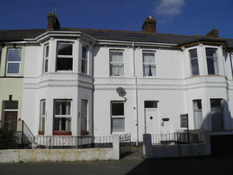 2 Bedrooms Flat for sale in Victoria Road, Exmouth