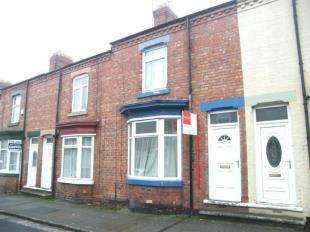 3 Bedrooms Terraced House for sale in Bartlett Street, Darlington, Durham