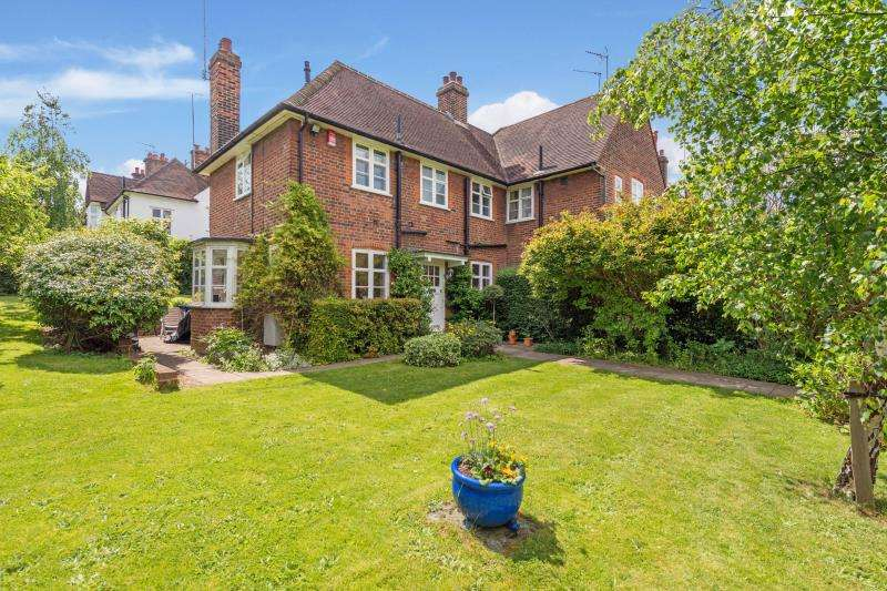 4 Bedrooms House for sale in Addison Way, Hampstead Garden Suburb
