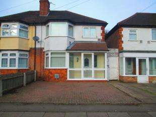 3 Bedrooms Semi Detached House for sale in Marsh Hill, Birmingham, West Midlands