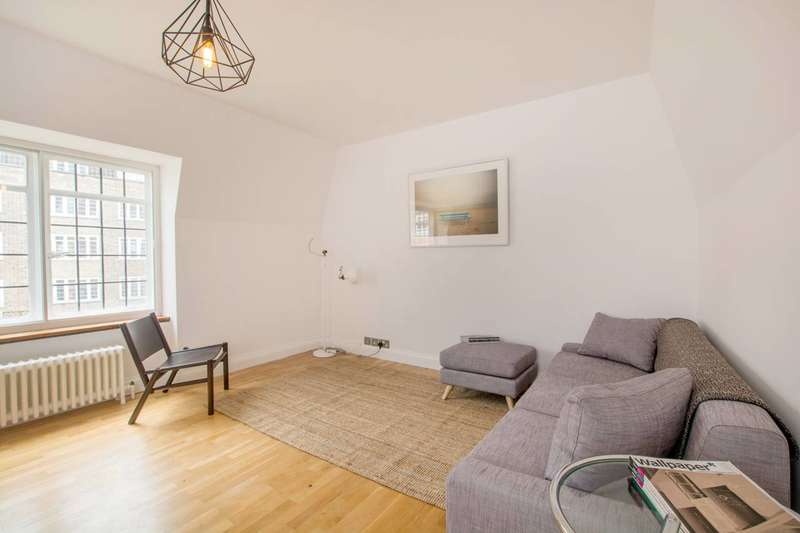 3 Bedrooms Flat for sale in Tufton Street, Westminster, SW1P