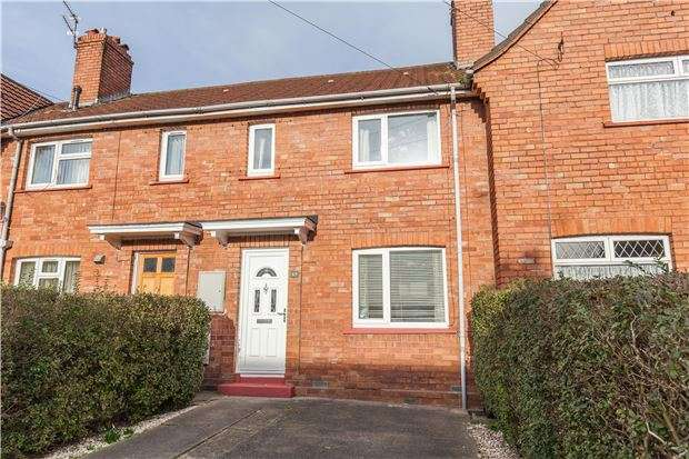 3 Bedrooms Terraced House for sale in Elmore Road, BRISTOL, BS7 9SB