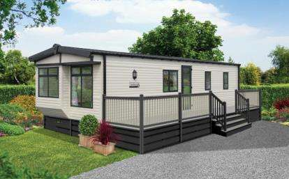 3 Bedrooms Mobile Home for sale in Lyons Robin Hood, Holiday Park, Rhyl, Denbighshire, LL18