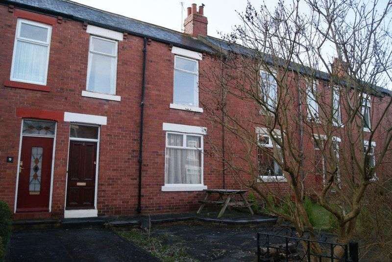 2 Bedrooms Terraced House for sale in Melrose Avenue, Backworth, Newcastle Upon Tyne