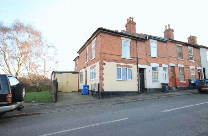 3 Bedrooms House for sale in STOCKBROOK STREET, DERBY