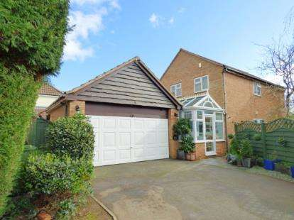 4 Bedrooms Detached House for sale in Barnes Wallis Way, Churchdown, Gloucester, Gloucestershire