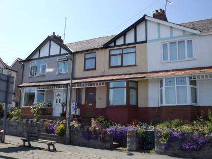 3 Bedrooms Terraced House for sale in Llanelian Road, Old Colwyn, Colwyn Bay, Conwy, LL29