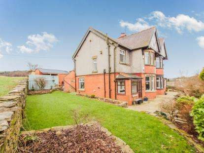 3 Bedrooms House for sale in Bent Estate, Irewell Springs, Rossendale, Lancashire, OL13