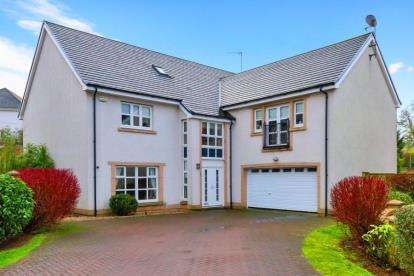 5 Bedrooms Detached House for sale in Caol Court, Thorntonhall