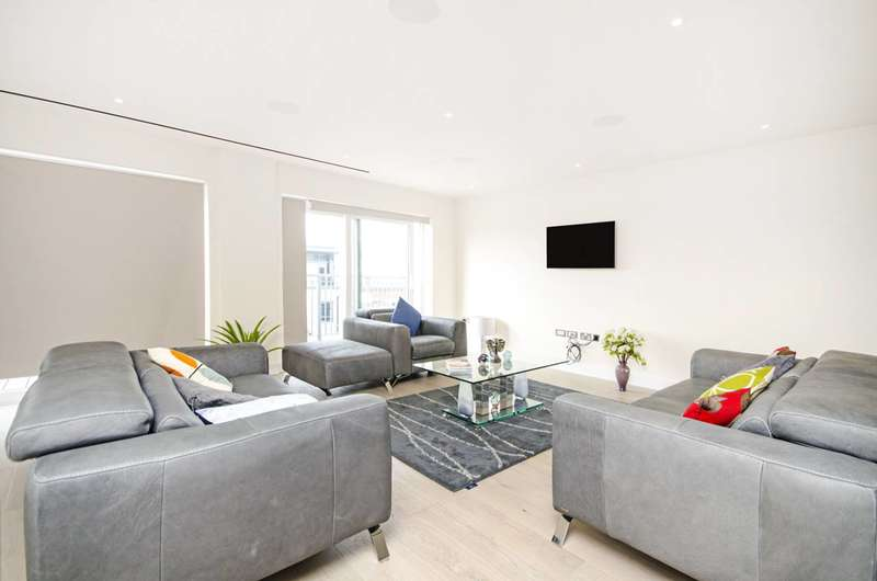 3 Bedrooms Flat for sale in Aerodrome Road, Colindale, NW9