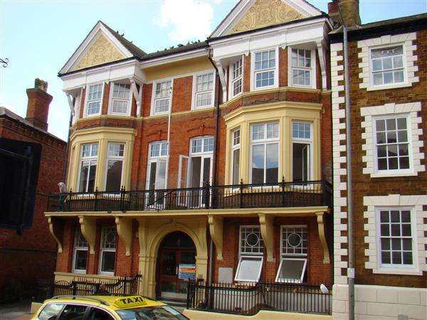 2 Bedrooms Apartment Flat for sale in Apartment 9, 1A High Streeet, Wellingborough