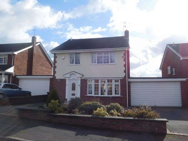 4 Bedrooms Detached House for sale in Beautiful 4 bedroom detached home with stunning views across the estate of Lord Derby in Knowsley Village.