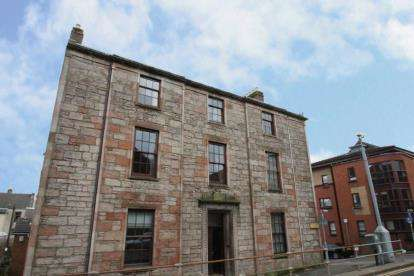 2 Bedrooms Flat for sale in West Stewart Street