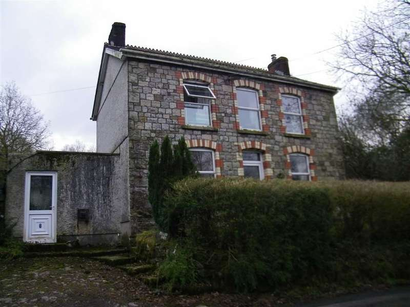 4 Bedrooms Property for sale in Llandeilo Road, Garnant