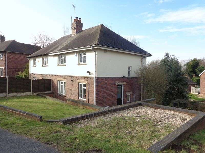 3 Bedrooms Semi Detached House for sale in Cobham Road, Kidderminster DY10 1LF