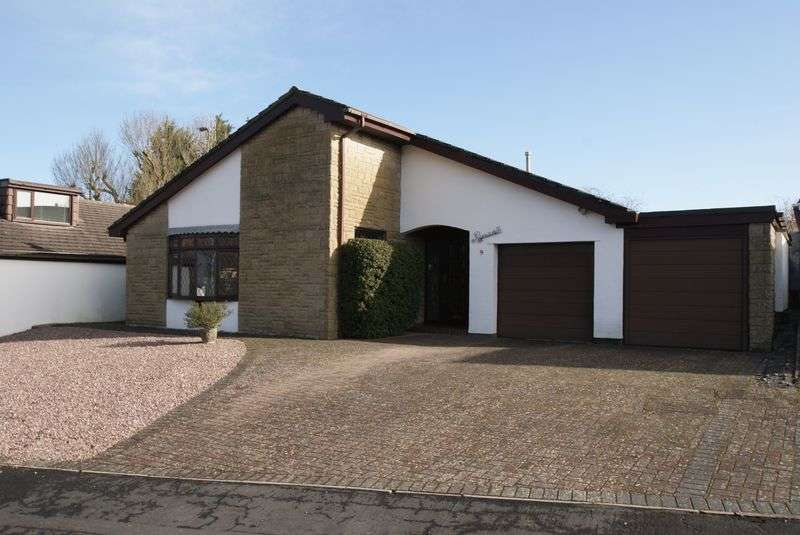 3 Bedrooms Detached Bungalow for sale in Cheddar Close, Nailsea