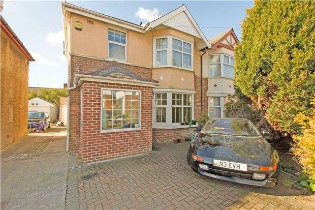 4 Bedrooms Semi Detached House for sale in Bailey Road, OXFORD, OX4 3HY