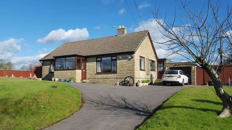 2 Bedrooms Detached Bungalow for sale in Mosterton, Beaminster