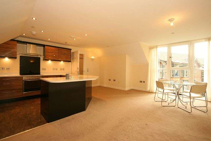 2 Bedrooms Flat for sale in 44 Castle Mews, Castle Street, Eccleshall, Stafford