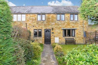 2 Bedrooms End Of Terrace House for sale in Hornes Place, Moreton-In-Marsh, Gloucestershire, 1 Hornes Place