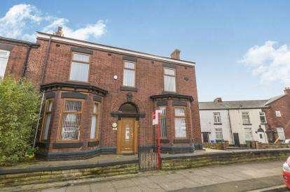 4 Bedrooms Terraced House for sale in Kings Road, Ashton-Under-Lyne, Greater Manchester, Ashton