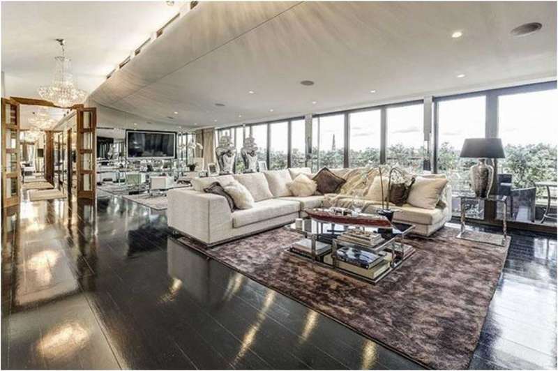 3 Bedrooms Property for sale in Petersham House, South Kensington, London, SW7