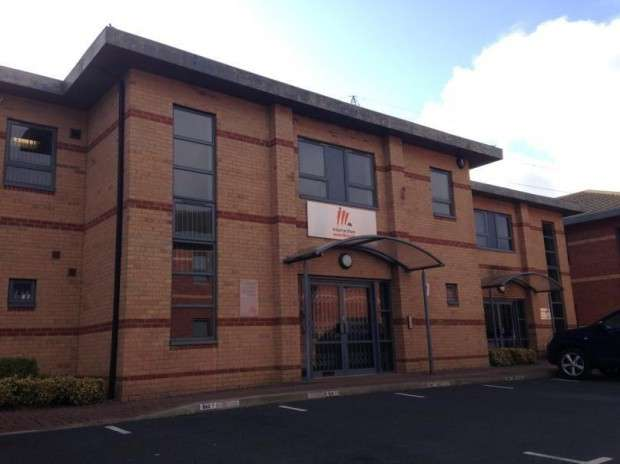 Commercial Property for sale in Morston Court, Cannock, WS11