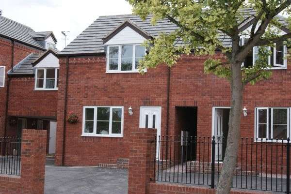 2 Bedrooms Terraced House for sale in Hampton , Evesham