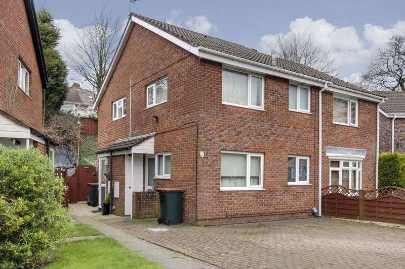 1 Bedroom Semi Detached House for sale in St. Brides Gardens, Newport