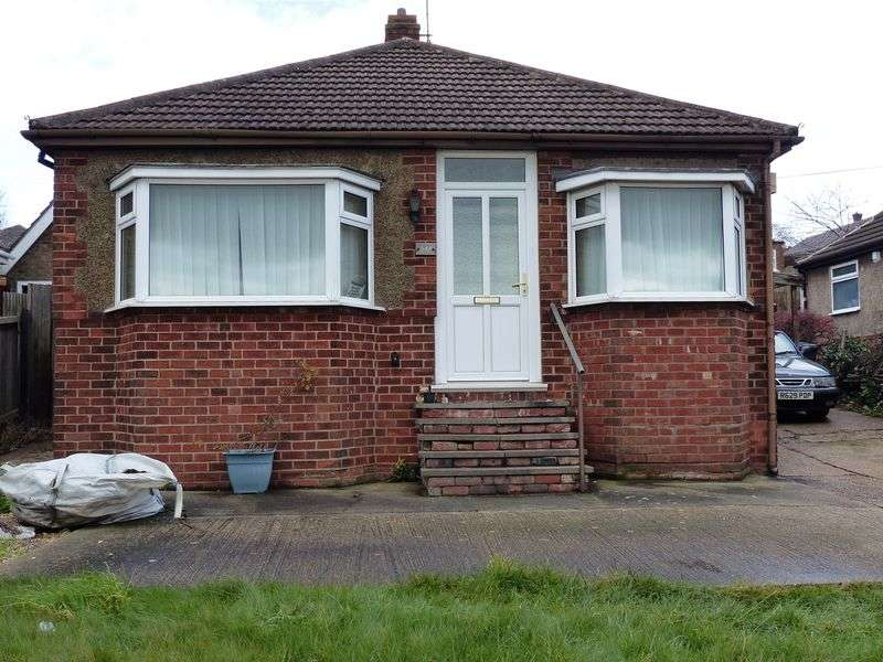3 Bedrooms Detached Bungalow for sale in Monks Road, Lincoln
