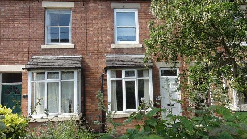2 Bedrooms Terraced House for sale in Uttoxeter, Staffordshire