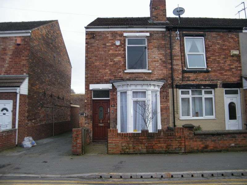 2 Bedrooms House for sale in Ashcroft Road, Gainsborough