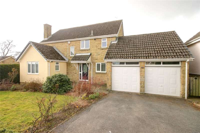 4 Bedrooms Detached House for sale in Castle View, Witton le Wear, County Durham, DL14