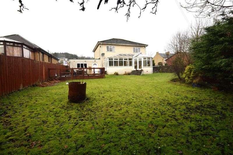 4 Bedrooms Detached House for sale in Abbeygreen, Lesmahagow
