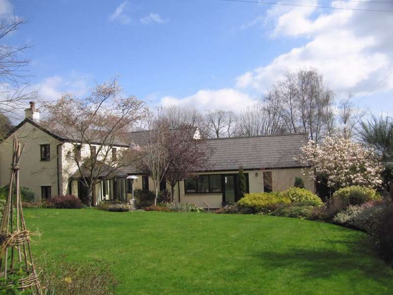 4 Bedrooms Detached House for sale in Well Lane, Chepstow, Monmouthshire
