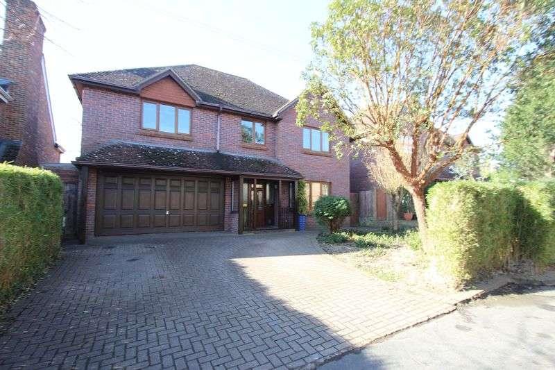 5 Bedrooms Detached House for sale in Garden Road, Tonbridge