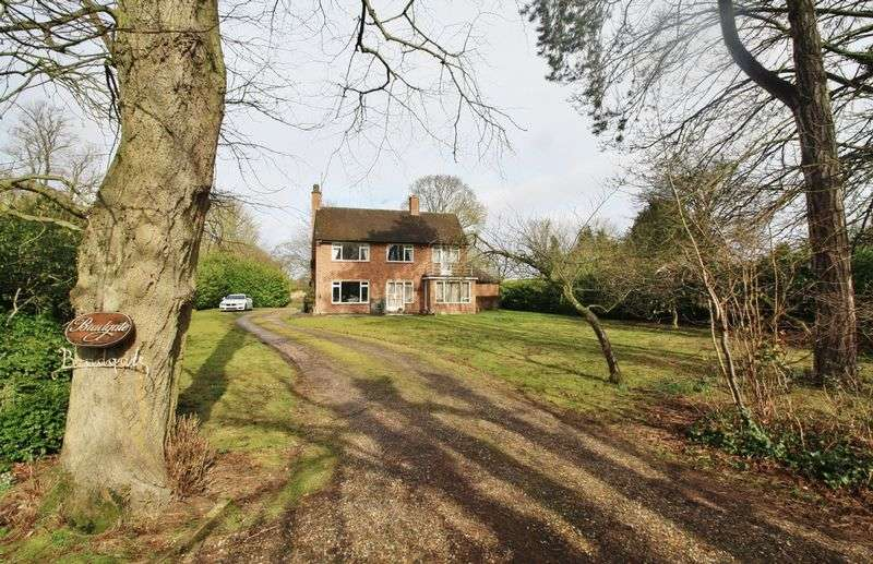 3 Bedrooms Detached House for sale in SHILLINGFORD