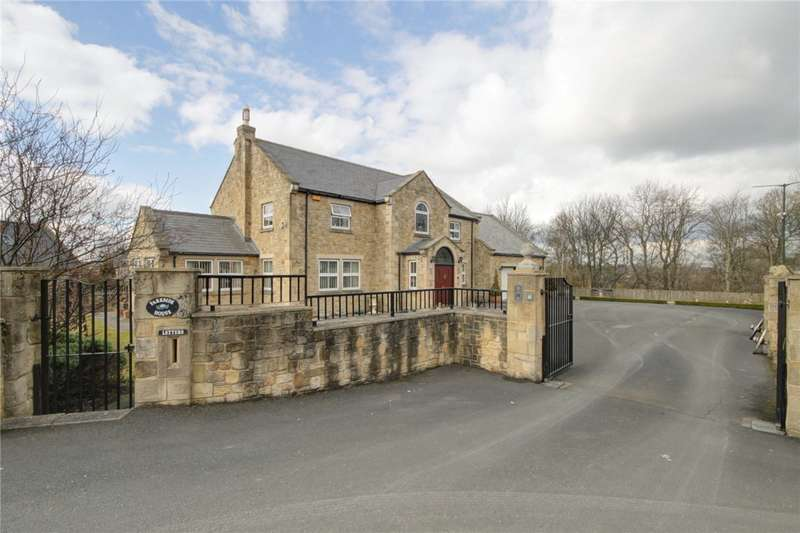 4 Bedrooms Detached House for sale in Parkside, Blackhill, Consett, DH8